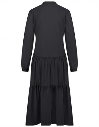 Jane Lushka jurk U9212500ES in het Zwart