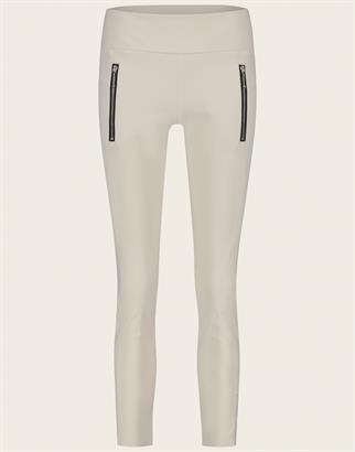 Jane Lushka pantalons BU22123648 in het Offwhite