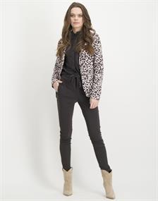 Jane Lushka pantalons Slim Fit U220AW03Z in het Zwart
