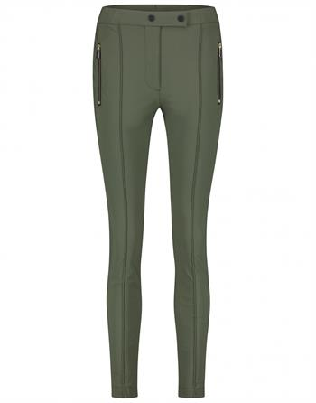 Jane Lushka pantalons U2212570LG in het Army