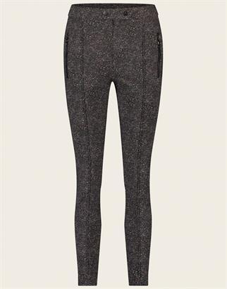 Jane Lushka pantalons UBM2211480K in het Zwart
