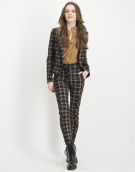 Jane Lushka pantalons UBS220AW300W in het Zwart