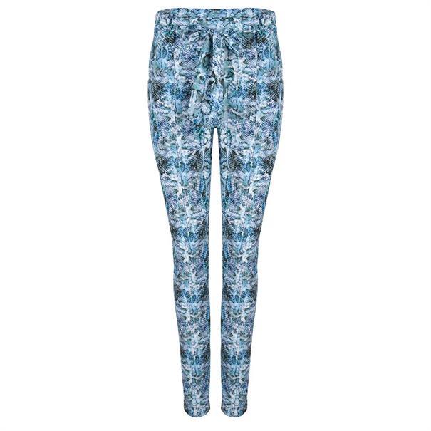 Jane Lushka pantalons UBS220SS1255 in het Hemels Blauw