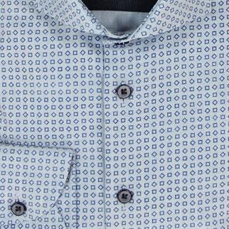 John Miller business overhemd 5510465 in het Licht Blauw