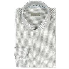 John Miller overhemd 5510514 in het Groen