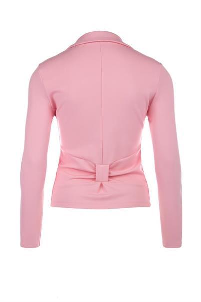 Juffrouw Jansen blazer riki-s20 in het Roze