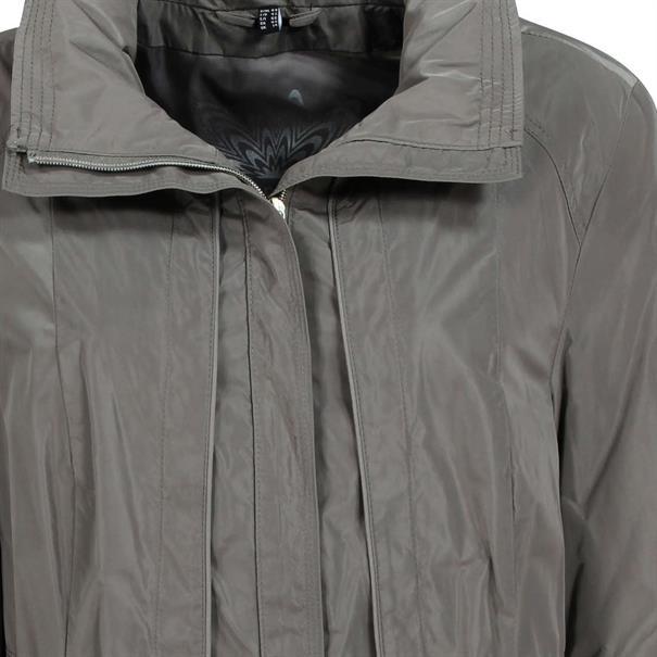 Lebek jas 5001 in het Taupe