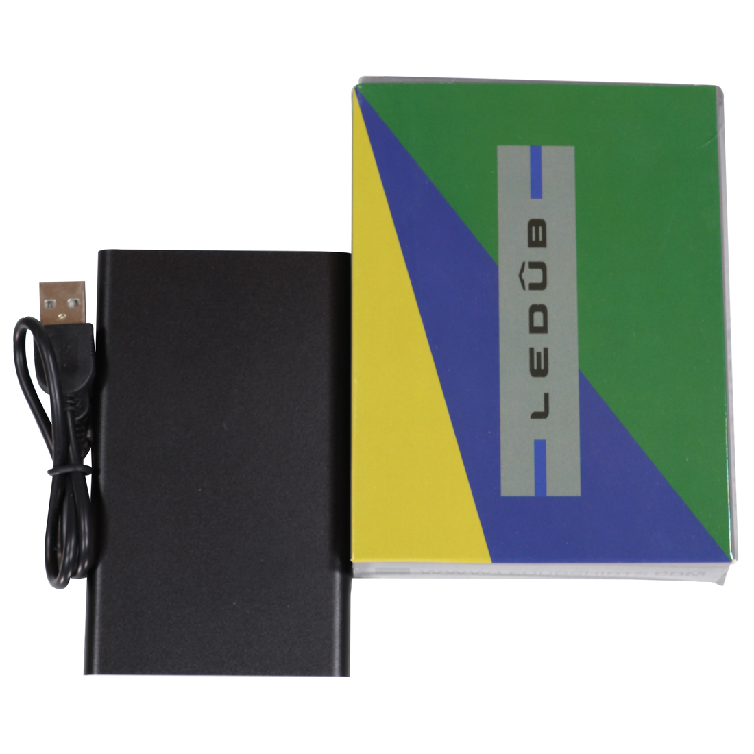 Image of Ledub accessoire powerbank-ledub in het Multicolor