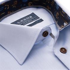 Ledub business overhemd 0139333 in het Licht Blauw