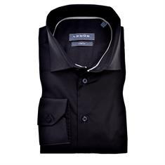 Ledub business overhemd 0139359 in het Donker Blauw