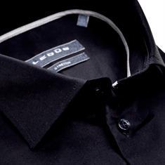 Ledub business overhemd 0139361 in het Donker Blauw