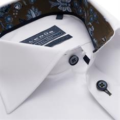 Ledub business overhemd 0139391 in het Wit
