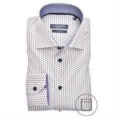 Ledub business overhemd 0139443 in het Licht Groen