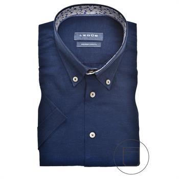 Ledub business overhemd 0140387 in het Blauw