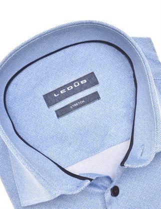 Ledub business overhemd 0140545 in het Licht Blauw