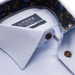Ledub business overhemd Modern Fit 0139331 in het Licht Blauw