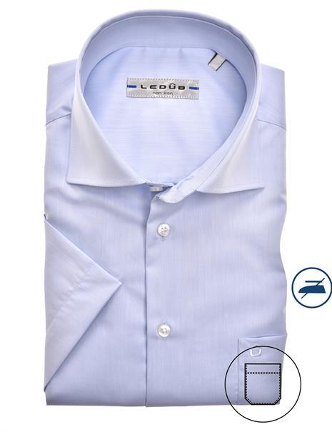Ledub business overhemd Modern Fit 0323008 in het Licht Blauw
