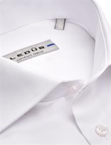 Ledub business overhemd Modern Fit 0323502 in het Wit