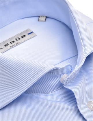 Ledub business overhemd Modern Fit 0323511 in het Licht Blauw