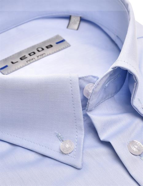 Ledub business overhemd Modern Fit 0324508 in het Licht Blauw