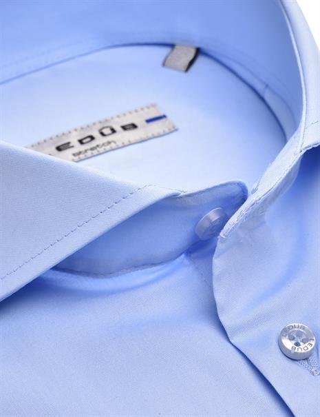 Ledub business overhemd Slim Fit 0346510 in het Licht Blauw