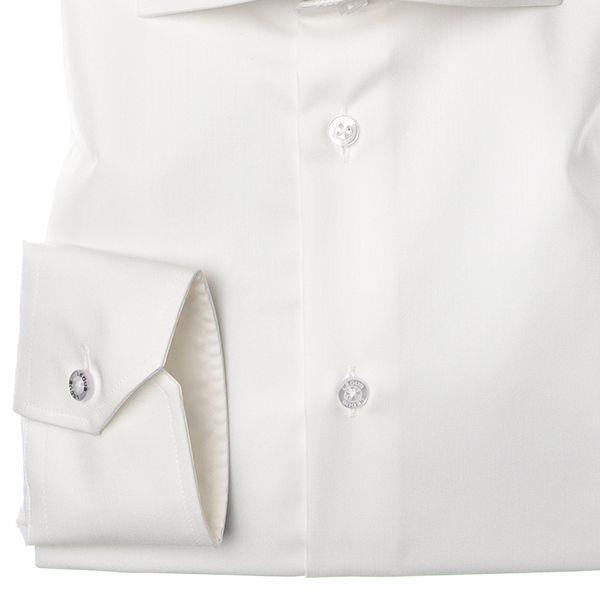 Ledub business overhemd Tailored Fit 0033748 in het Offwhite
