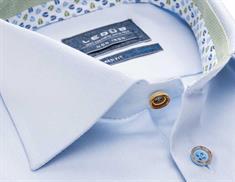 Ledub overhemd 0137838 in het Licht Blauw