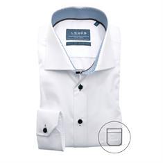 Ledub overhemd 0139139 in het Wit/Blauw