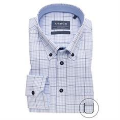 Ledub overhemd 0139203 in het Licht Blauw