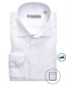 Ledub overhemd 0313508 in het Wit