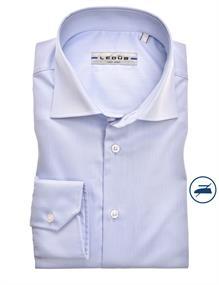Ledub overhemd 0323518 in het Licht Blauw