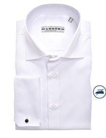 Ledub overhemd 0323588 in het Wit