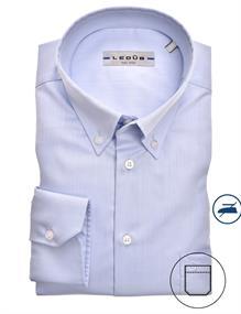 Ledub overhemd 0324508 in het Licht Blauw