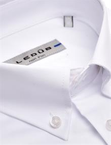 Ledub overhemd 0324508 in het Wit