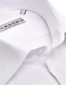 Ledub overhemd 0325582 in het Wit
