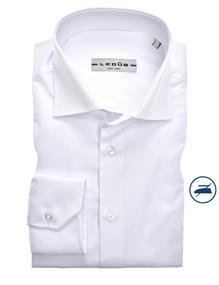 Ledub overhemd 0343518 in het Wit