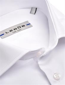 Ledub overhemd 0343588 in het Wit