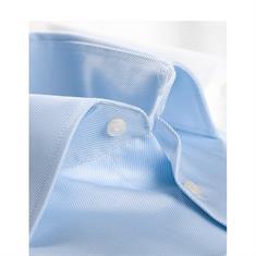 Ledub overhemd Modern Fit 0022720 in het Licht Blauw