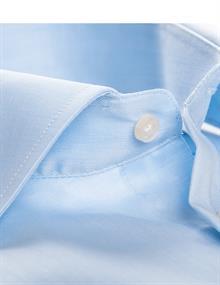 Ledub overhemd Modern Fit 0023528 in het Licht Blauw
