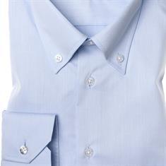 Ledub overhemd Modern Fit 0023538 in het Licht Blauw