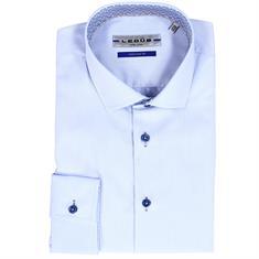 Ledub overhemd Tailored Fit 0136797 in het Licht Blauw