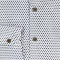 Ledub overhemd Tailored Fit 0138172 in het Groen
