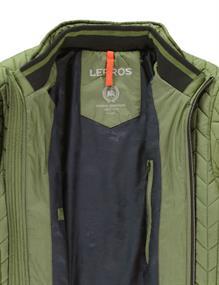Lerros jacks 2127027 in het Groen