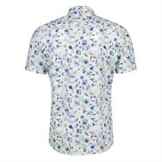 Lerros overhemd 2032062 in het Blauw