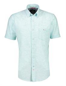 Lerros overhemd 2122165 in het Blauw