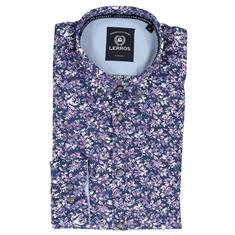 Lerros overhemd 2971119 in het Blauw