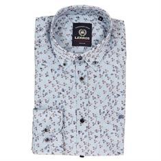 Lerros overhemd 2971121t in het Blauw