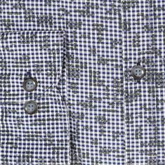 Lerros overhemd 29o1074 in het Groen