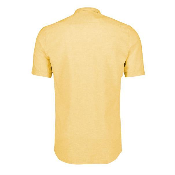 Lerros overhemd Regular Fit 2042170 in het Rood