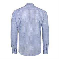 Lerros overhemd Regular Fit 29d1111 in het Licht Blauw